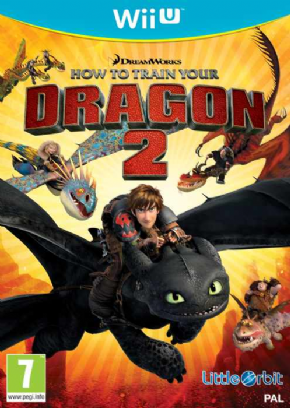 How to train your dragon 2 wii u zilion games e acessrios foto how to train your dragon 2 wii u ccuart Choice Image