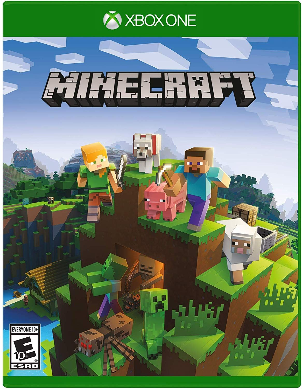 MineCraft XBOX ONE  Zilion Games e Acessórios