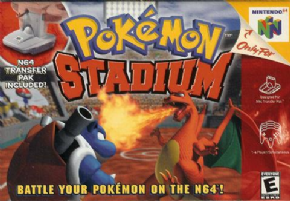 Pokemon Stadium Nintendo...