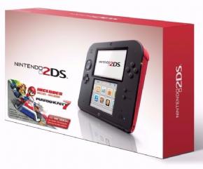 Nintendo 2DS + Mario Kart...