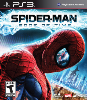 Spider-Man - Edge of Time...