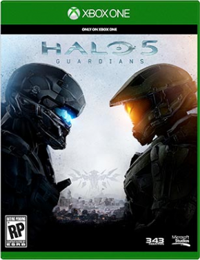 Halo 5: Guardians XBOX ON...