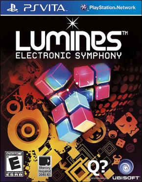 Lumines - Electronic Symp...