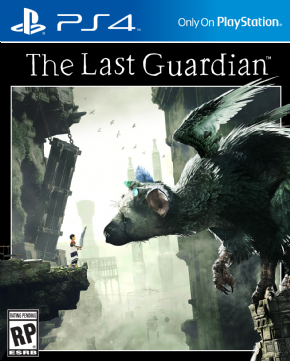 The Last Guardian PS4 - S...