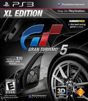 Gran Turismo 5 - XL Editi...