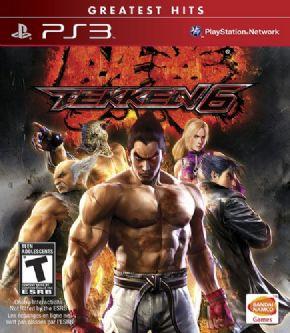Tekken 6 (Seminovo) PS3