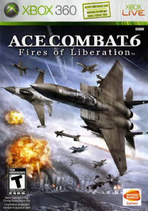 Ace Combat 6 - Fires Libe...