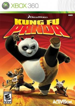Kung Fu Panda (Seminovo)...