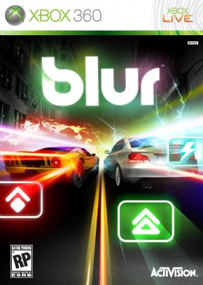 Blur (Seminovo) XBOX 360