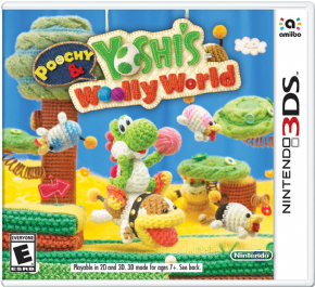 Poochy & Yoshis Woolly Wo...