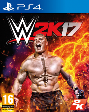 WWE 2K17 (Seminovo) PS4