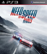 Need For Speed Rivals PS3...