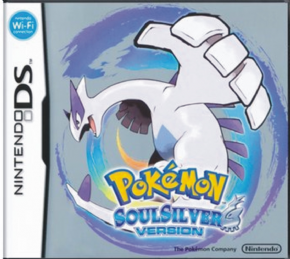 Foto Pokemon Soul Silver (Seminovo) DS