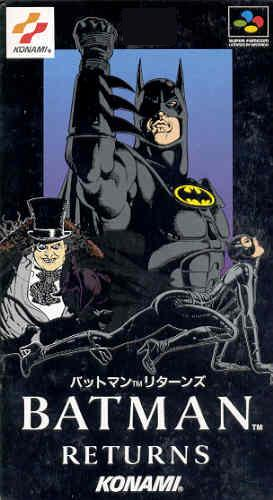 Batman Returns (Seminovo)...