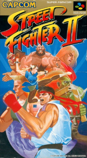 Street Fighter II (Semino...