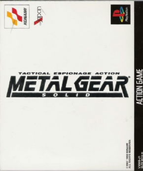 Metal Gear Solid (Seminov...