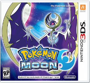 Pokemon Moon 3DS - Semino...