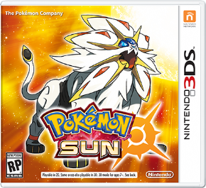 Pokemon Sun 3DS - Seminovo