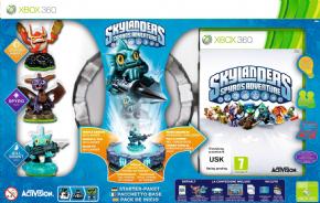 Foto Kit Skylanders - Starter Pack - (Seminovo) XBOX 360