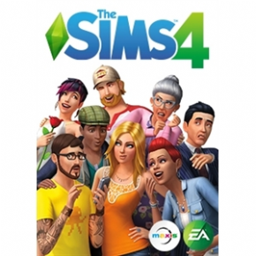 The Sims 4 PC-DVD (Semino...