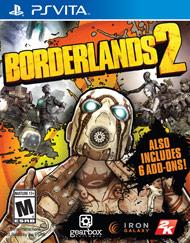 Foto Borderlands 2: Game of the Year Edition (Seminovo) PSVita
