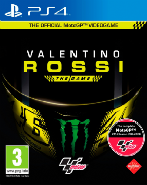 Valentino Rossi The Game...