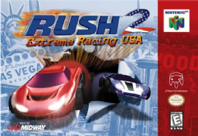 Rush 2 Extreme Racing USA...