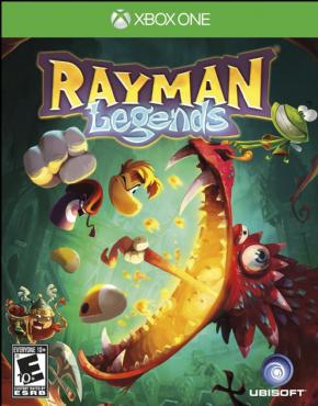 Rayman Legends (Seminovo)...
