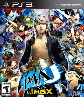 Persona 4 Arena Ultimax P...