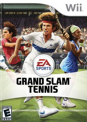 Foto Grand Slam Tennis (Seminovo) Wii