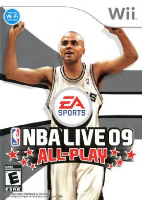 NBA Live 09 (Seminovo) Wi...
