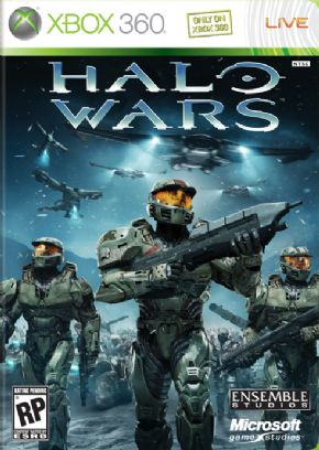 Halo Wars (Seminovo) XBOX...