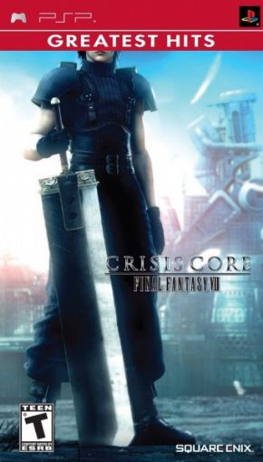 Crisis Core Final Fantasy...