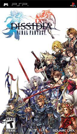 Dissidia Final Fantasy (S...
