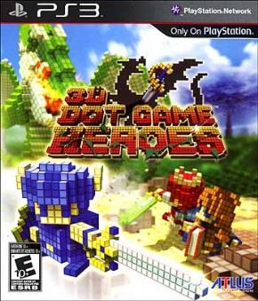 3D Dot Game Heroes 3D (Se...