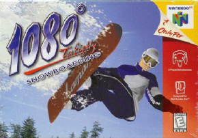 1080 Snowboarding (Semino...