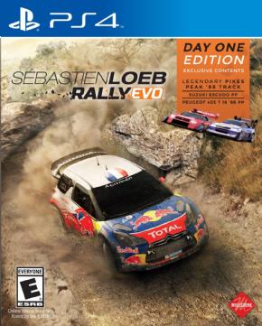 Sebastien Loeb Rally Evo...