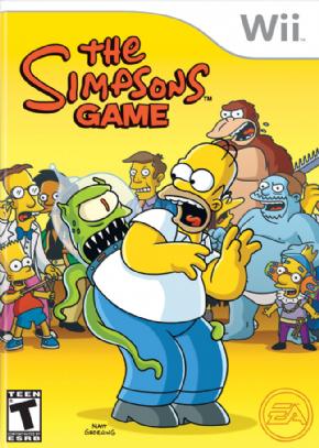 The Simpsons Game (Semino...