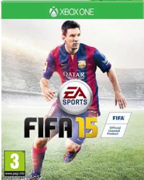 FIFA 15 (Seminovo) XBOX O...