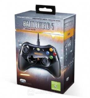 Foto Controle Edição Especial Battlefield 4 Original - XBOX 360