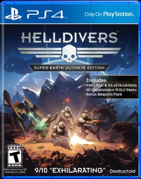 HellDivers Edição Final P...