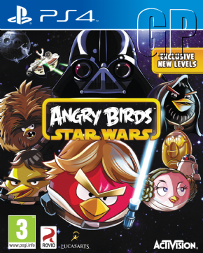 Foto Angry Birds: Star Wars PS4
