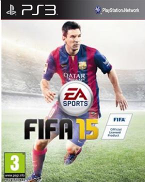 FIFA 15 PT BR (Seminovo)...