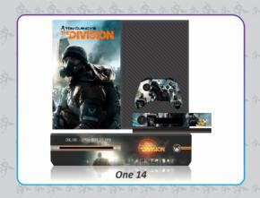 Adesivo One 14 - XBOX ONE
