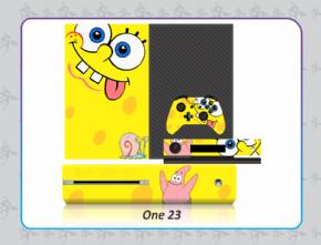 Adesivo One 23 - XBOX ONE