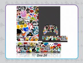 Adesivo One 24 - XBOX ONE
