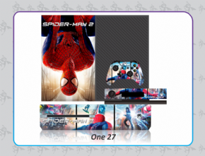 Adesivo One 27 - XBOX ONE