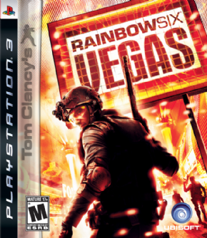 Raynbow Six Vegas PS3 - S...