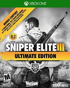 Foto Sniper Elite III Ultimate Edition XBOX ONE