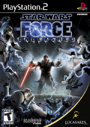 Star Wars Force Unleashed...